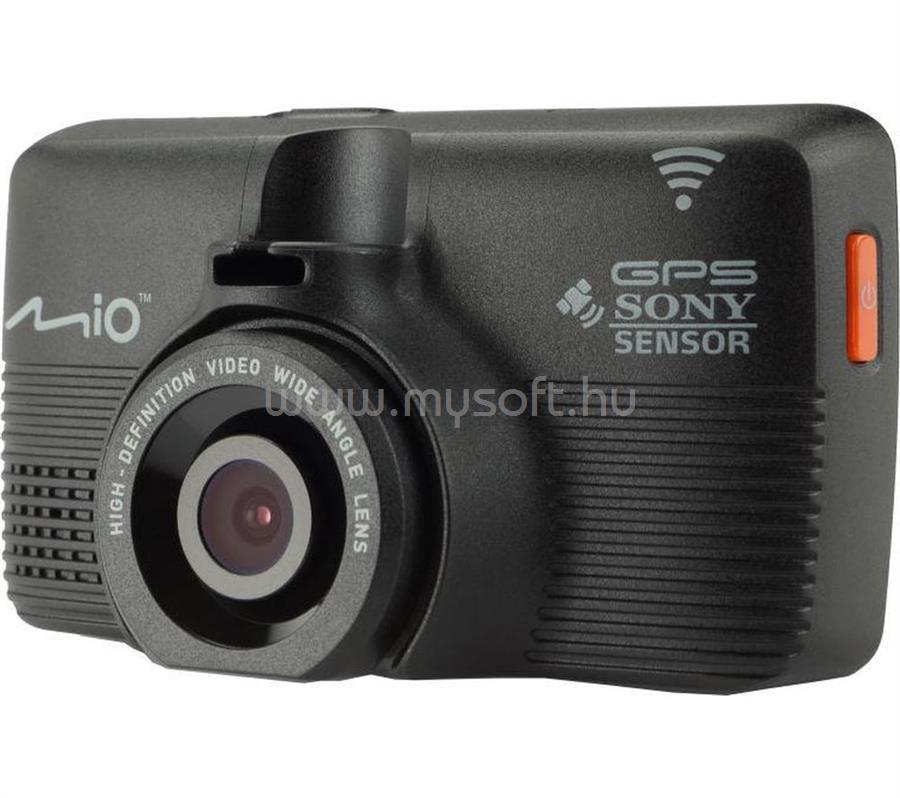 MIO MiVue 792 GPS, Wifi autóskamera