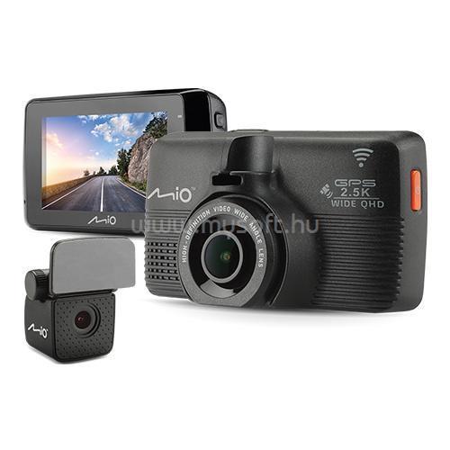 MIO MiVue 798 Dual QHD autós kamera