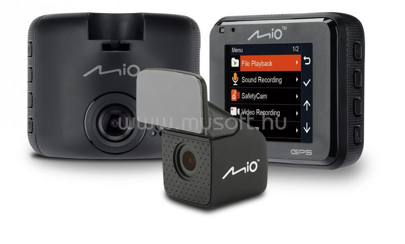 MIO MiVue C380 Dual autóskamera