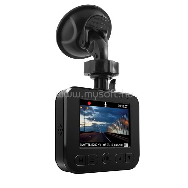 NAVITEL R200 Nigh Vision Full HD autós kamera