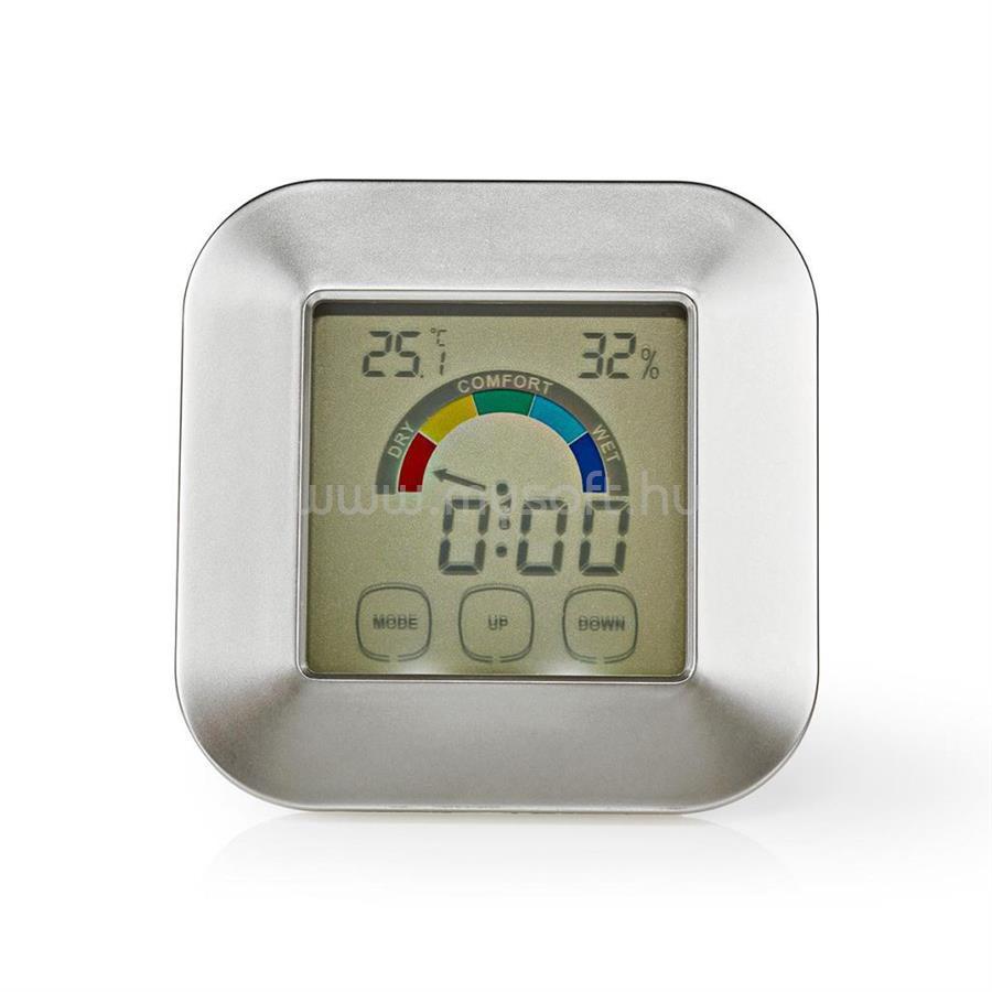 NEDIS KATR105SI páratartalom-mérő hőmérő