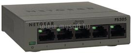 NETGEAR 5 Port Fast Ethernet Unmanaged Switch , FS305-100PES
