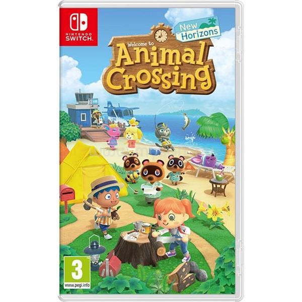 NINTENDO Switch Animal Crossing: New Horizons játékszoftver