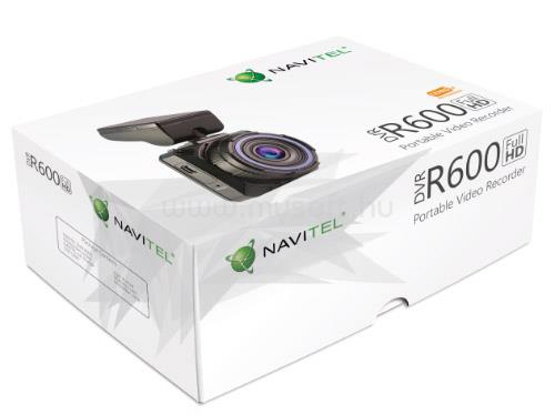 NAVITEL R600 Full HD autós kamera R600 large