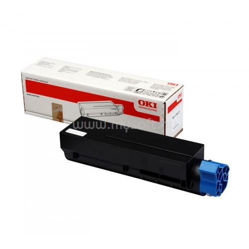 OKI Toner B412/B432/B512/MB472/MB492/MB562  Fekete 3000 oldal