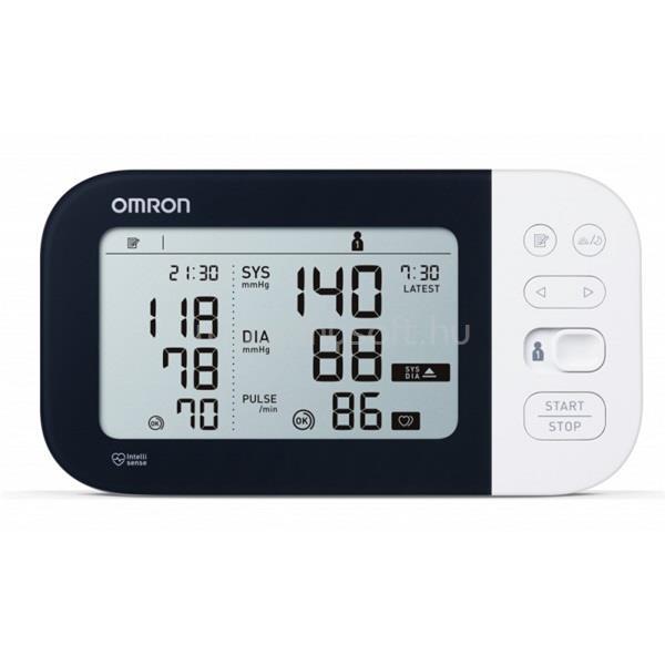 OMRON M7 Intelli IT okos felkaros vérnyomásmérő OM10-M7INTELLI-7361 large