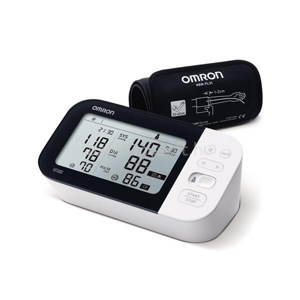 OMRON M7 Intelli IT okos felkaros vérnyomásmérő