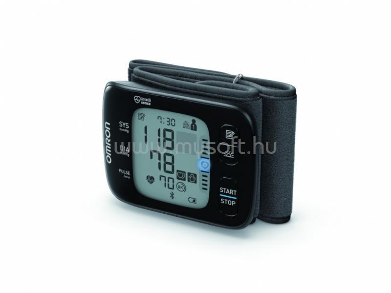 OMRON RS7 Intelli IT okos csuklós vérnyomásmérő