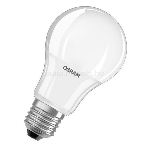 OSRAM Value matt búra/13W/1521lm/4000K/E27 LED körte izzó