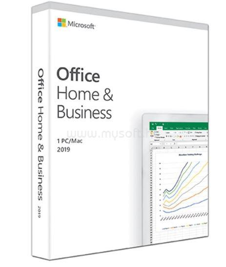 MICROSOFT Office Home and Business 2019 Hungarian