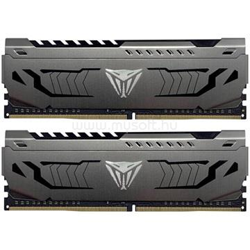 PATRIOT DIMM memória 32GB DDR4 3000MHz CL16 1,35V Viper Steel Dual Channel