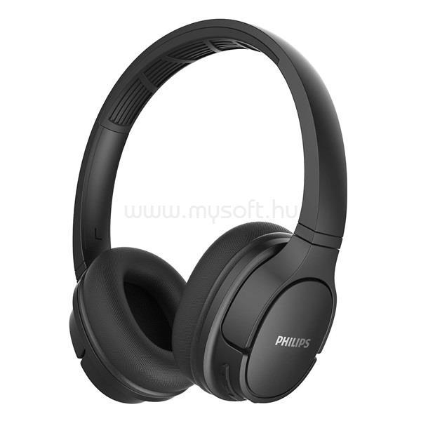 PHILIPS TASH402BK/00 Hi-Res audio fekete Bluetooth fejhallgató