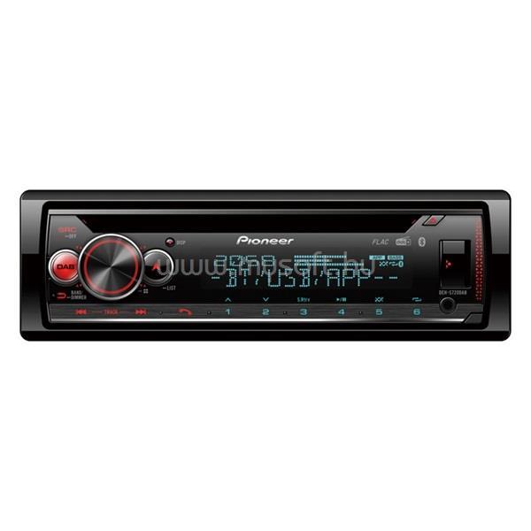 PIONEER CD/Bluetooth/USB/DAB tuner/Spotyfy autóhifi fejegység