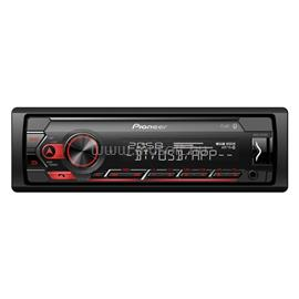 PIONEER MVH-S320BT mechanika nélküli Bluetooth/USB autóhifi fejegység MVH-S320BT small