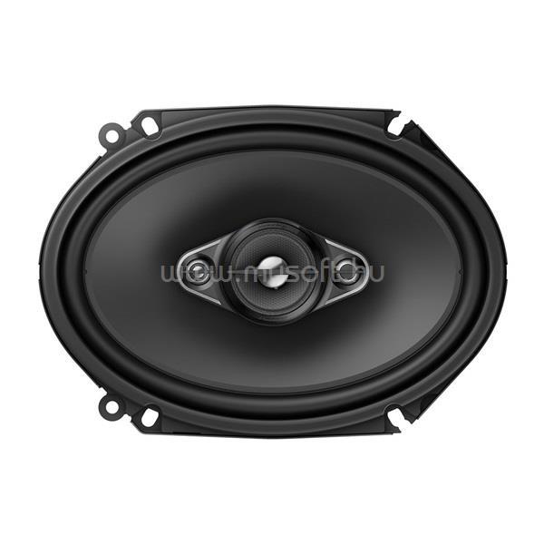 """PIONEER 15x20cm (6x8"""") 4 utas koaxiális közepes ovális hangszóró"""