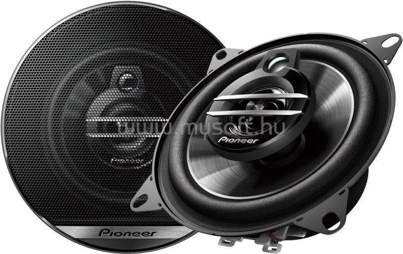 PIONEER TS-G1030F 10 cm 3 utas kerek hangszóró pár