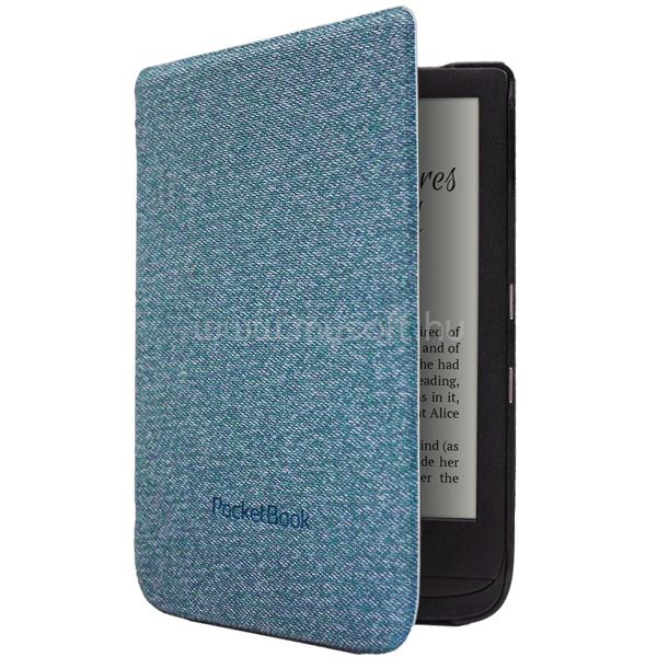 "POCKETBOOK e-book tok -  Shell 6"" (Touch HD 3, Touch Lux 4, Basic Lux 2) Kék"