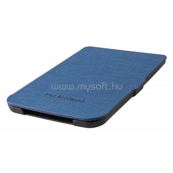 POCKETBOOK e-book tok - gyári kivitel (Basic 3 614-2, Basic Lux 615, Basic Touch 2 625, Touch Lux 3 626) Fekete/kék