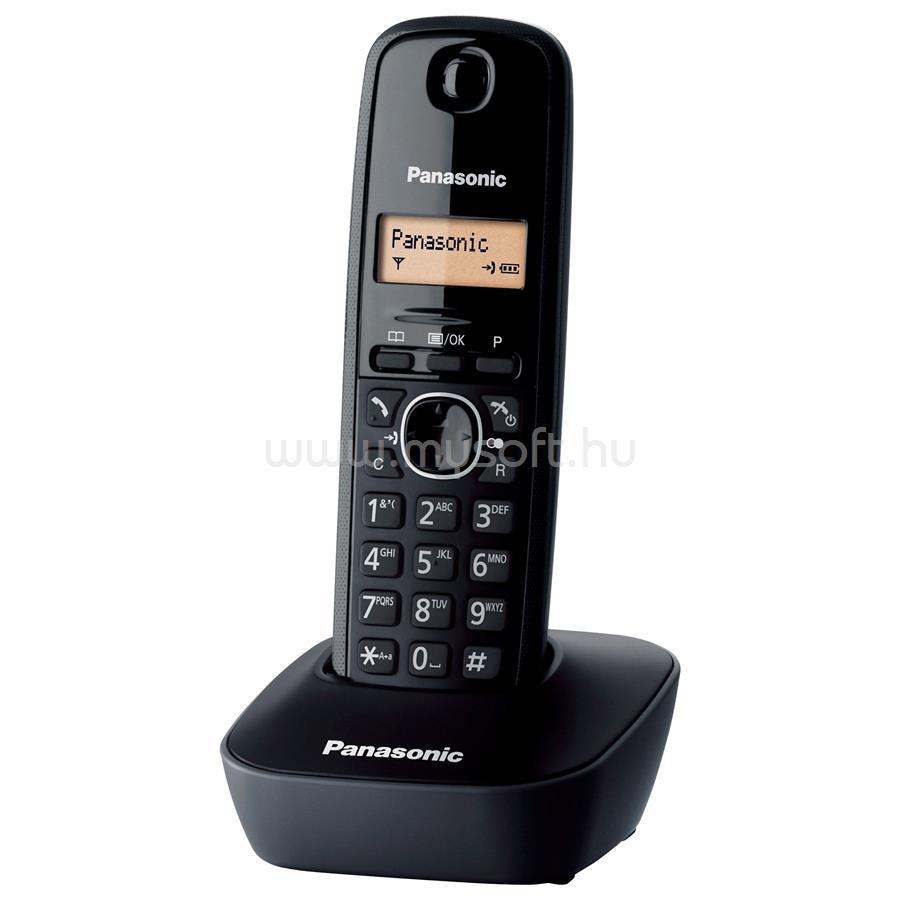 PANASONIC KX-TG1611HGH hívóazonosítós dect telefon