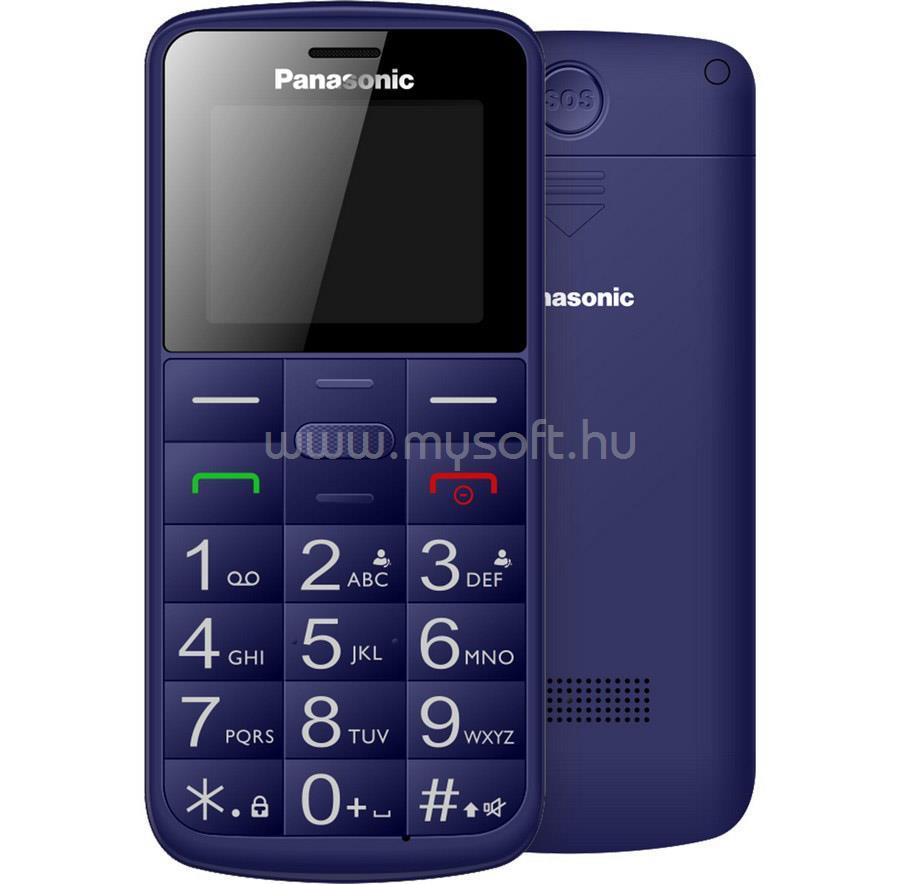 PANASONIC KX-TU110EXC telefon (kék)