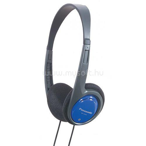 PANASONIC RP-HT010E-A kék fejhallgató