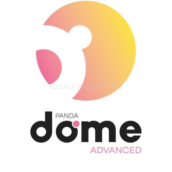 PANDA Dome Advanced  - Online - 1 eszköz - 1 év NF