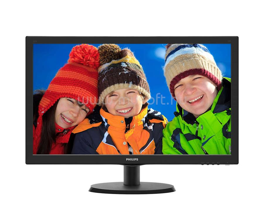 PHILIPS 223V5LHSB2 Monitor