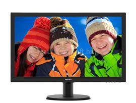 Philips 243V5QSBA Monitor, 243V5QSBA