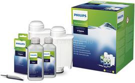 PHILIPS CA6706/10 kávéfőző karbantartó készlet - Brita filterrel CA6706/10 small