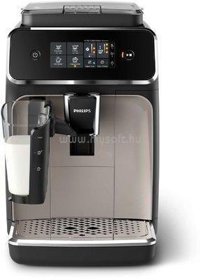 PHILIPS Series 2000 LatteGo EP2235/40 automata kávégép LatteGo tejhabosítóval
