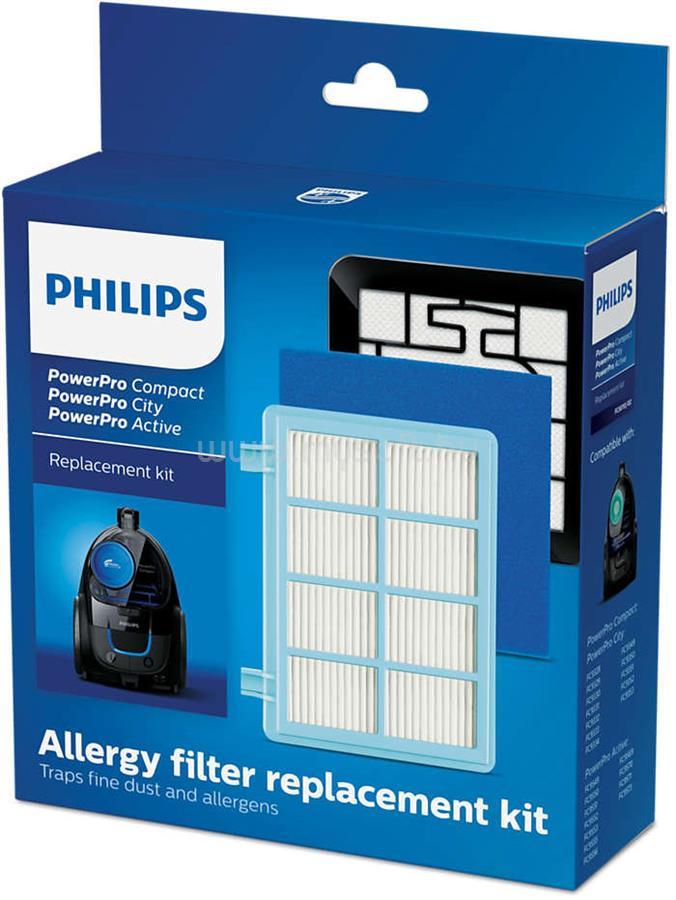 PHILIPS PowerPro Compact & Active FC8010/02 cserekészlet