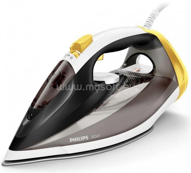 PHILIPS Azur Performer Plus GC4537/80 gőzölős vasaló (Fekete)