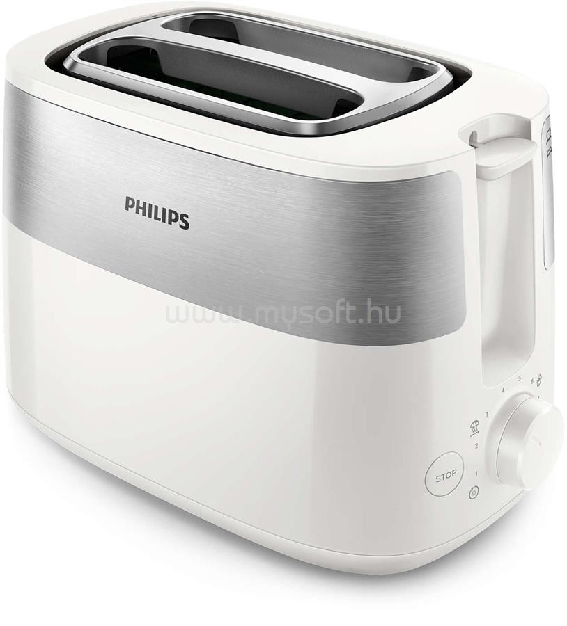 PHILIPS HD2516/00 Daily Collection kenyérpirító