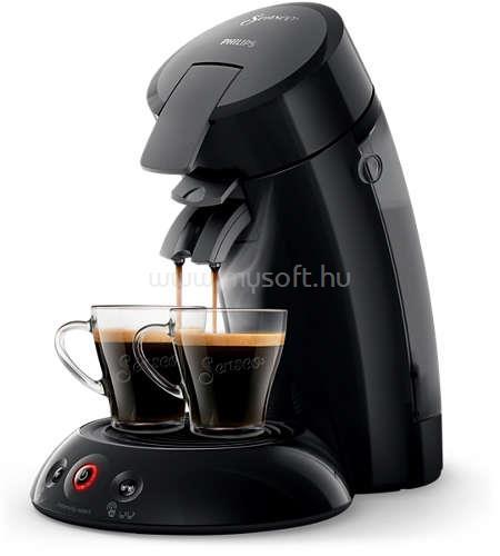 PHILIPS Senseo HD6554/60 párnás filteres kávéfőző