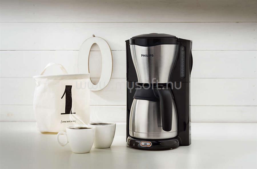 PHILIPS Viva Collection HD7546/20 filteres kávéfőző HD7546/20 large