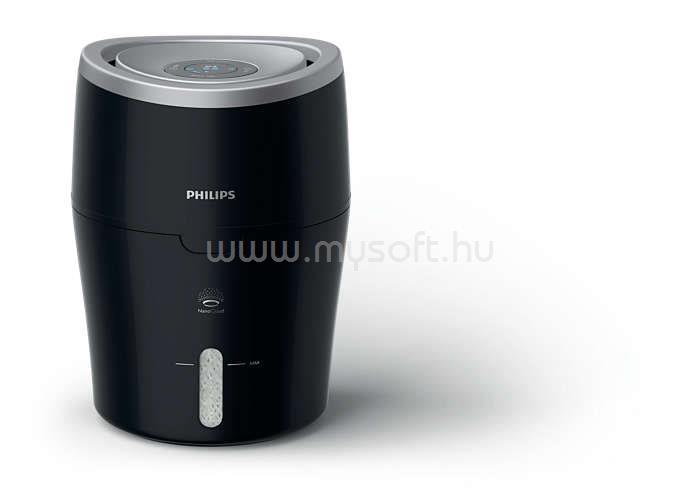 PHILIPS Series 2000 NanoCloud HU4813/10 fekete párásító