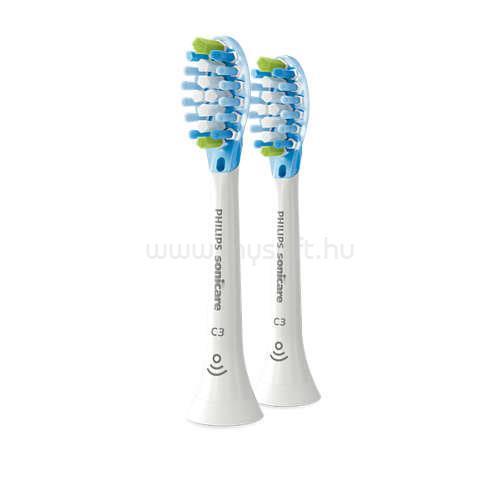 PHILIPS Sonicare Premium Plaque Control HX9042/17 standard fogkefefej 2db
