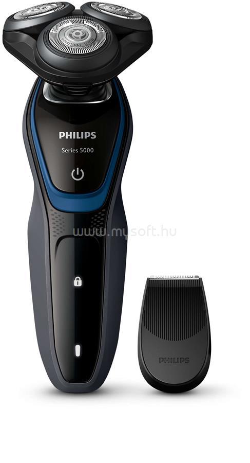 PHILIPS Series 5000 S5100/06 elektromos borotva