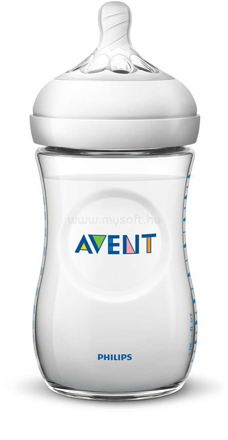 PHILIPS Avent Natural SCF033/17 260ml cumisüveg