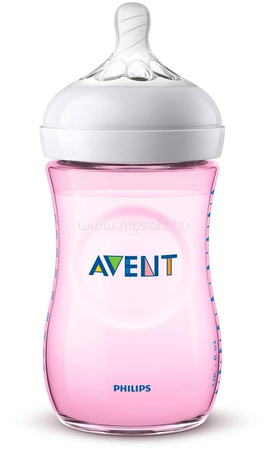 PHILIPS Avent Natural SCF034/17 260ml cumisüveg