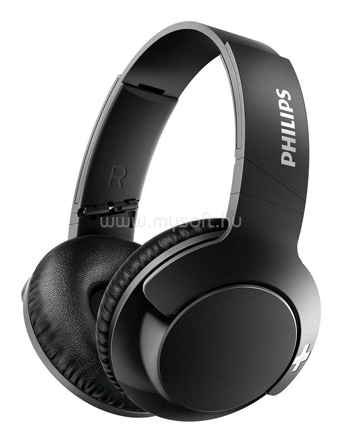 PHILIPS Philips SHB3175BK/00 fekete Bluetooth fejhallgató