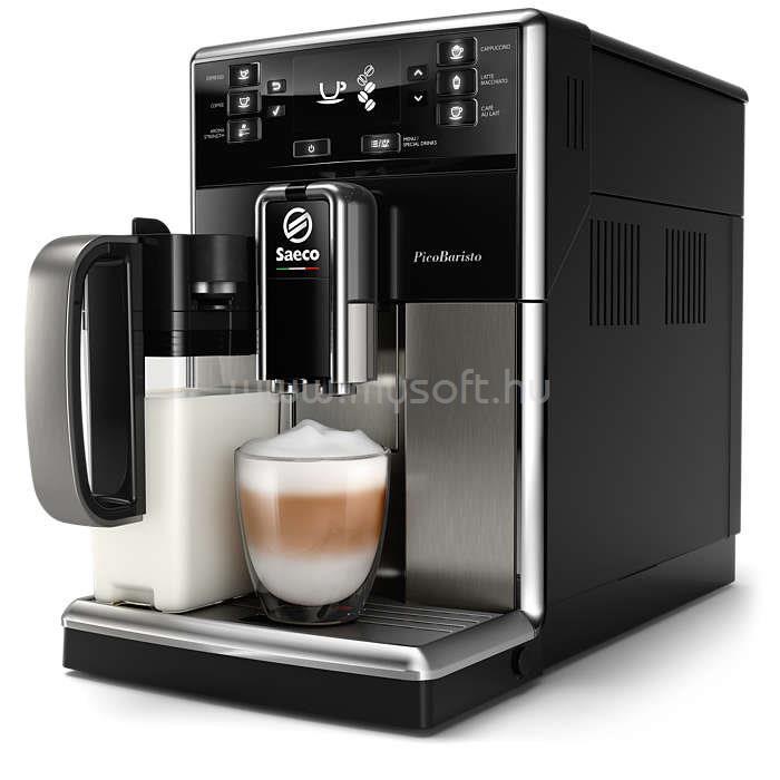 PHILIPS PicoBaristo SM5479/10 automata kávégép integrált tejtartállyal