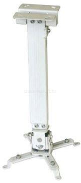 REFLECTA Tapa állítható mennyezeti konzol, fehér