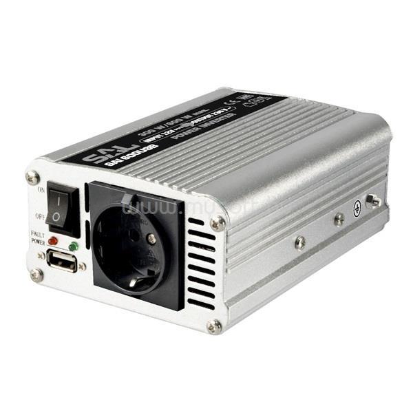 SAL SAI 600USB 300W/600W autós inverter