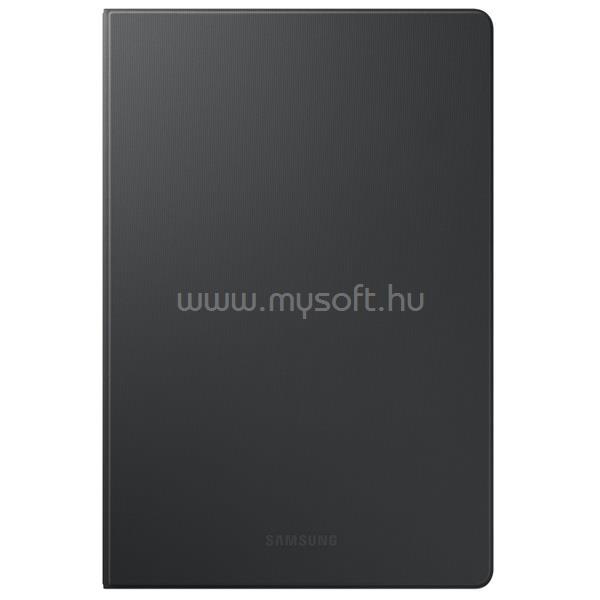 """SAMSUNG EF-BP610PJE Galacxy Tab S6 Lite 10.4"""" szürke book cover tok"""