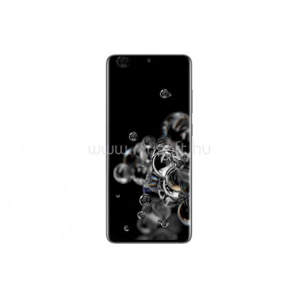 """SAMSUNG SM-G988F S20 Ultra 6,9"""" 5G 12/128GB Dual SIM szürke okostelefon"""