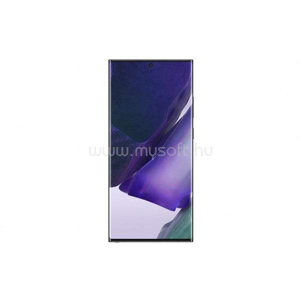 SAMSUNG SM-N986 Galaxy Note 20 Ultra 5G LTE/256GB Dual SIM fekete okostelefon