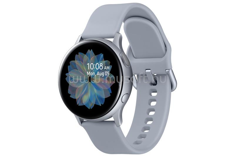 SAMSUNG Galaxy Watch Active 2 (40mm, Alu), Silver