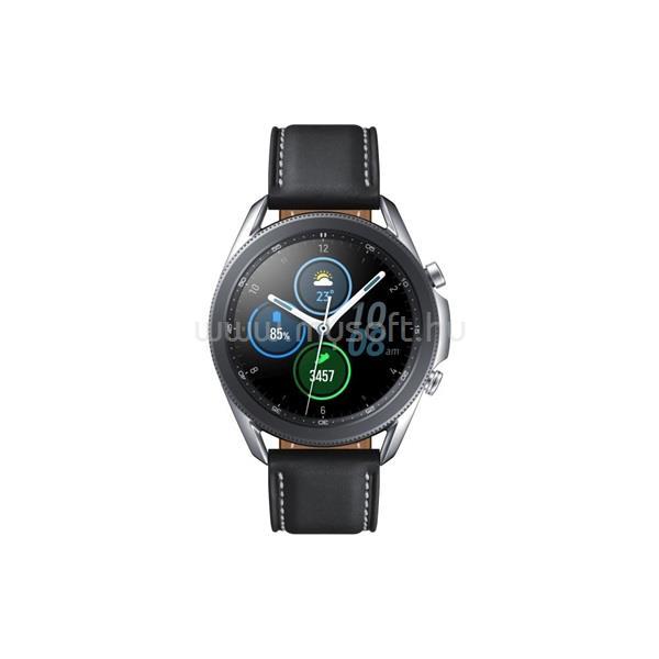 SAMSUNG SM-R840NZSA Galaxy Watch 3 45 mm ezüst okosóra