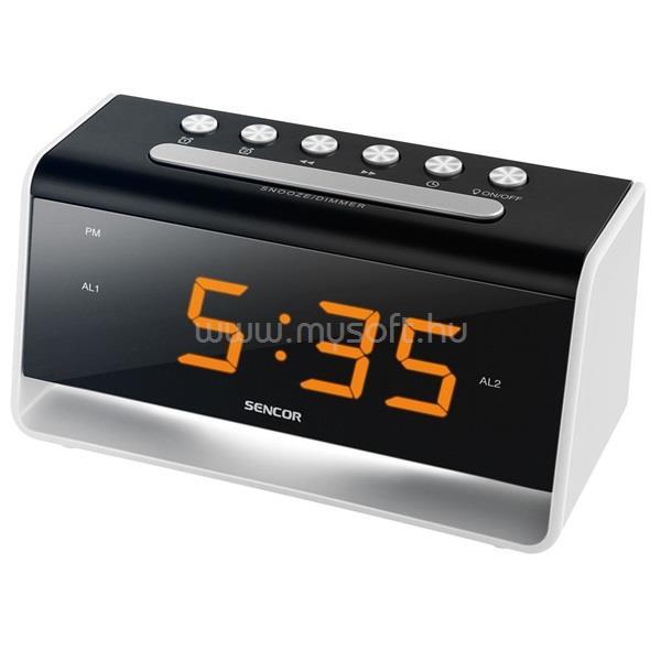 SENCOR SDC 4400 digitális ébresztő óra